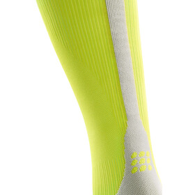 cep Run Socks 3.0 Homme, lime/light grey